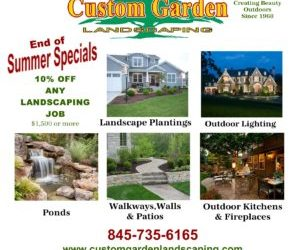 End of Summer Specials